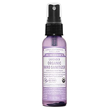 Natural and Organic Hand Sanitizers
