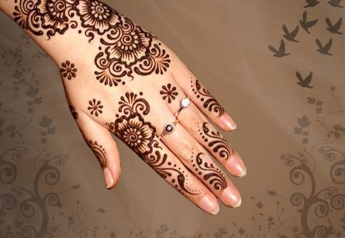 30 basic mehndi designs for hands and feet1 1