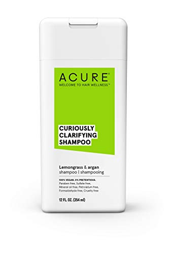 Natural Shampoo for Different Hair Types (Top 5)