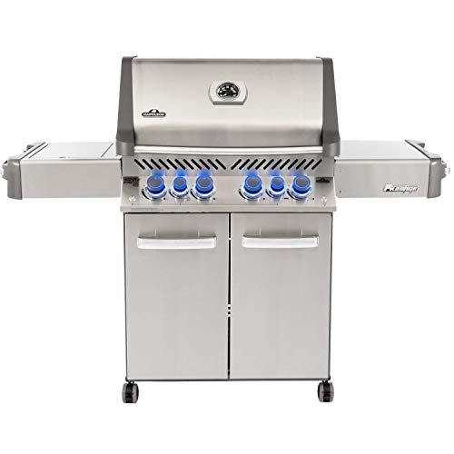 Napoleon Stainless Steel Prestige 500 Natural Gas Grill