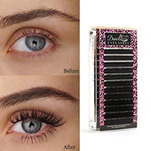 Demi Queen 100% Real Mink Eyelash Extensions