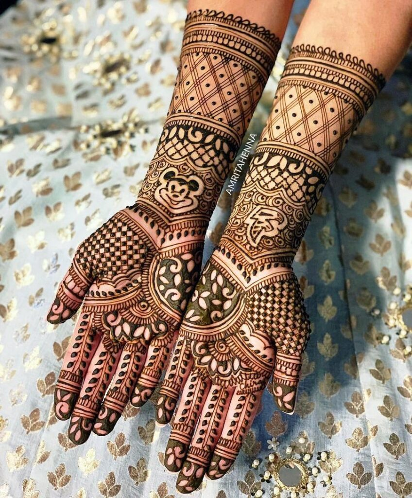 henna designs for hands.