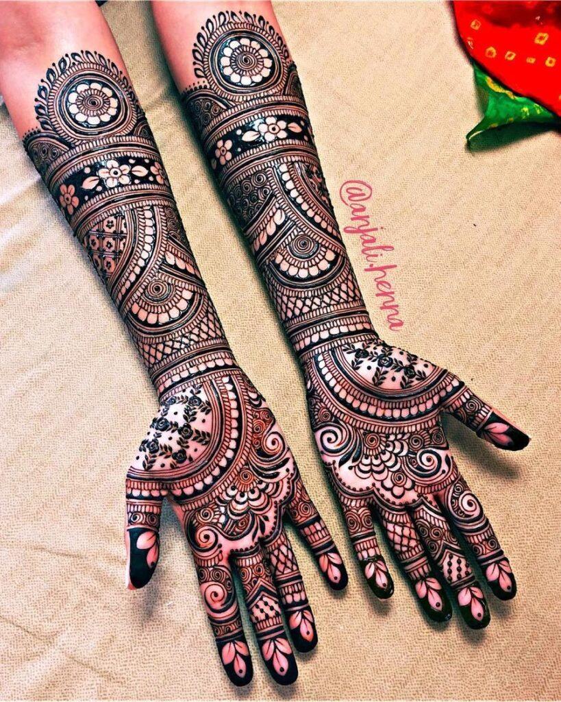 anjali henna