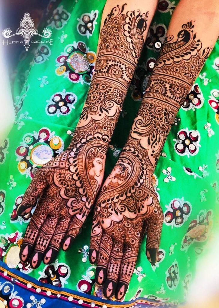 henna paradise 4