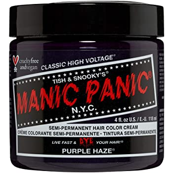 Manic Panic Purple Hair Dye