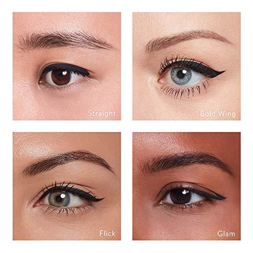 1593521020 60 Honest Beauty Liquid Eyeliner Black Vegan Smudge Flake