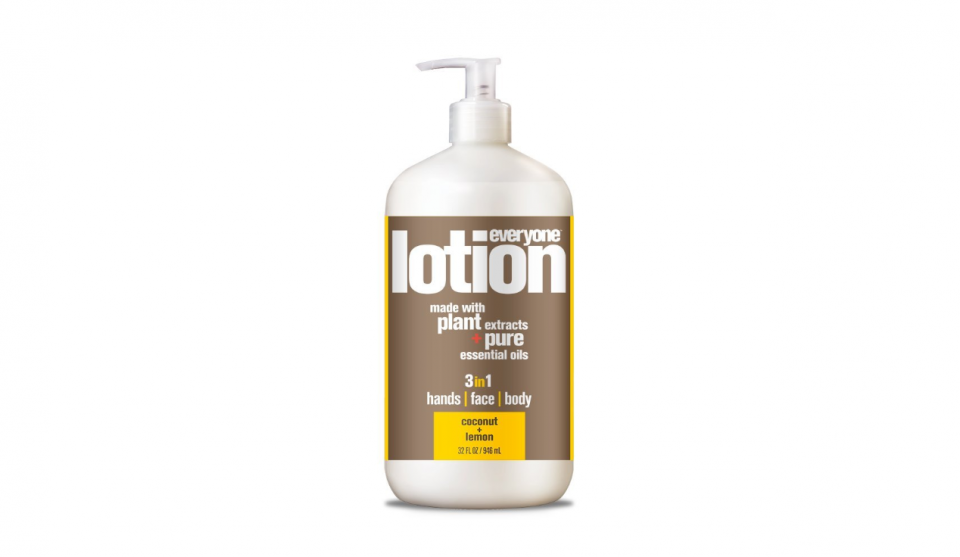 Everyone Lotion Review