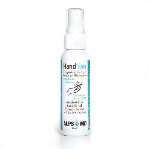 National Bio Green Sciences HandSan Organic Hand Sanitizer