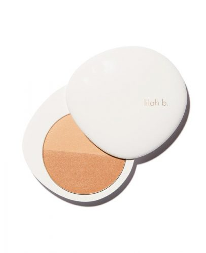 Lilah B Bronzed Beauty Bronzer Duo