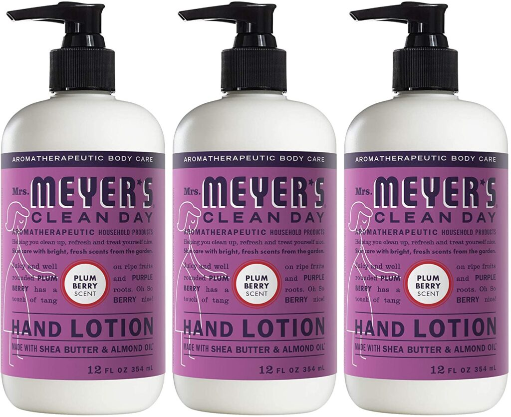 Mrs. Meyer's Clean Day Hand Lotion
