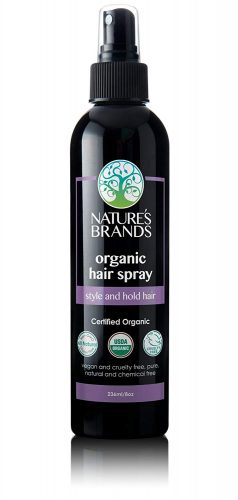 Organic Hair Spray by Herbal Choice Mari