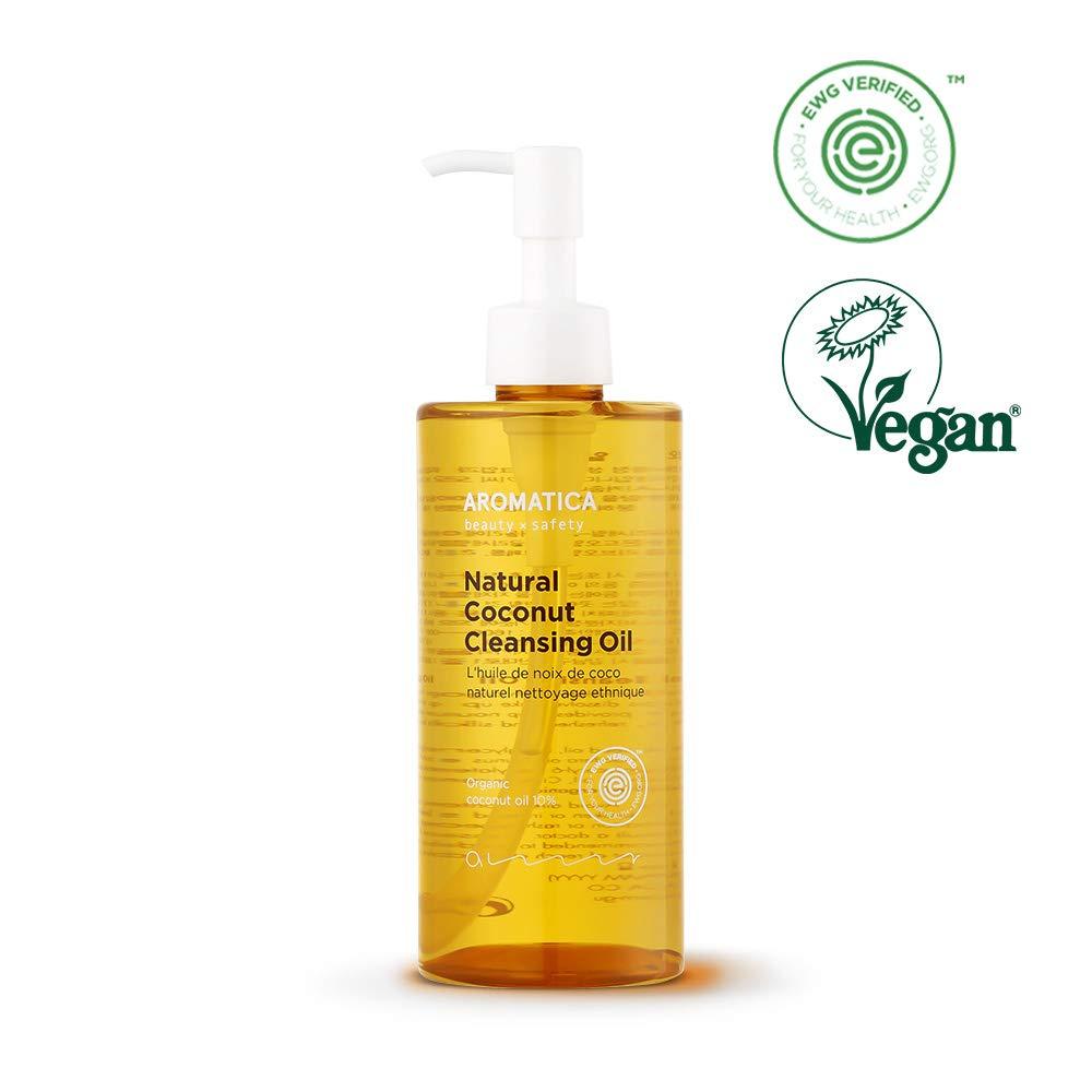 Aromatica organic makeup remover