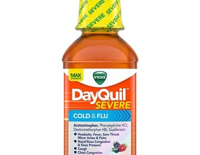 Does DayQuil Keep You Awake
