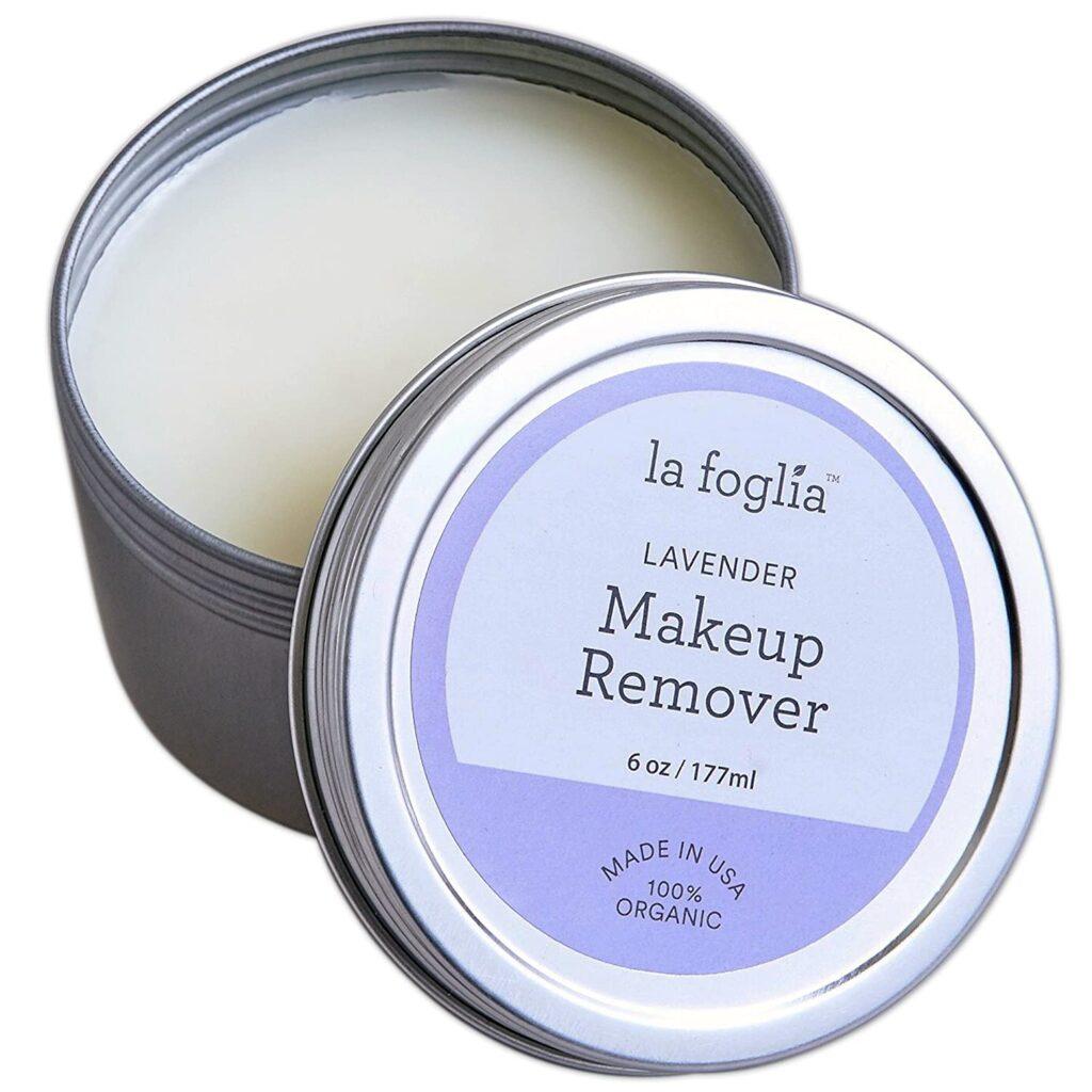 La Foglia Lavender organic Makeup Remover