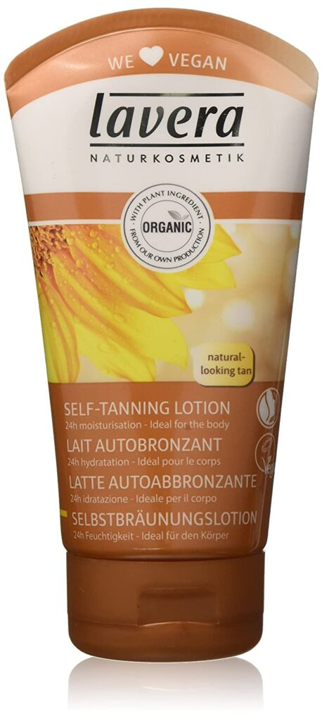 Lavera Self-Tanning Lotion - Self Tanner Without DHA