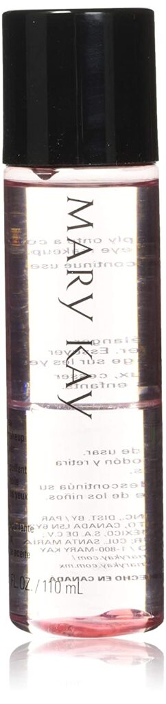 marykay organic makeup remover