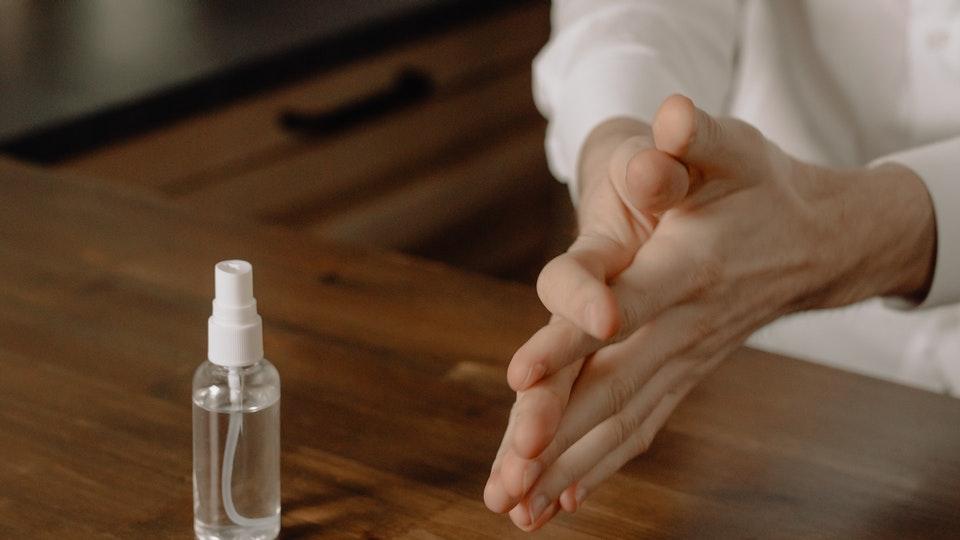 best organic hand sanitizer