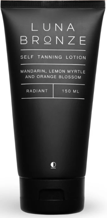 self tanning lotion from Luna Bronze