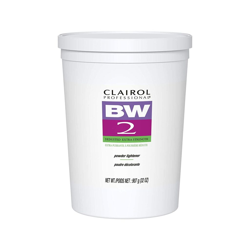 Clairol BW2 Powder Lightener for Hair Coloring