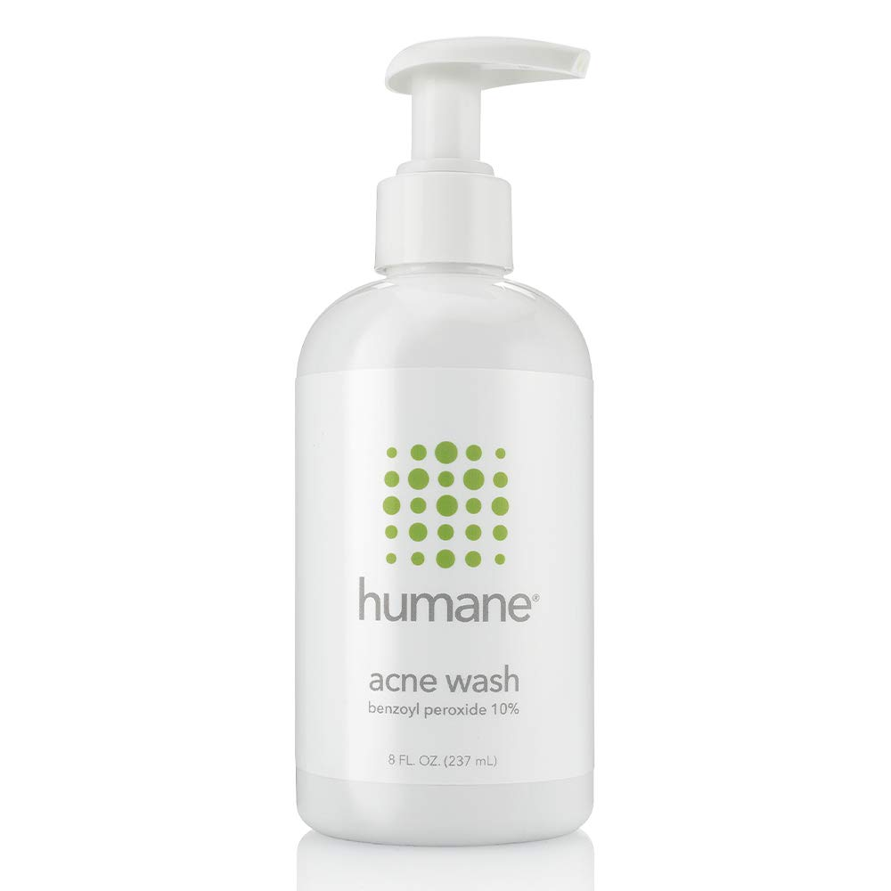 Humane Face Body Acne Wash 1