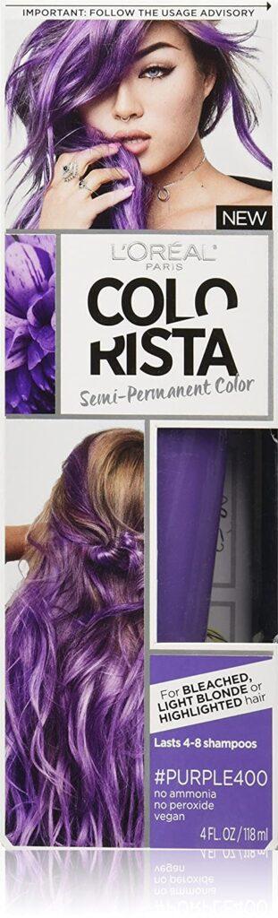 L'Oréal Paris Colorista Semi-Permanent Hair Color