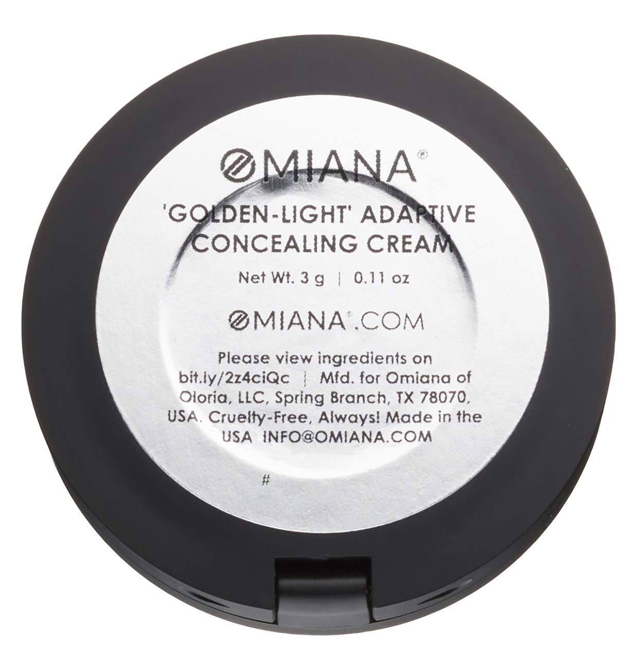 Omiana Adaptive Natural and organic Bronzer