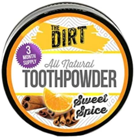The Dirt All Natural toothpowder