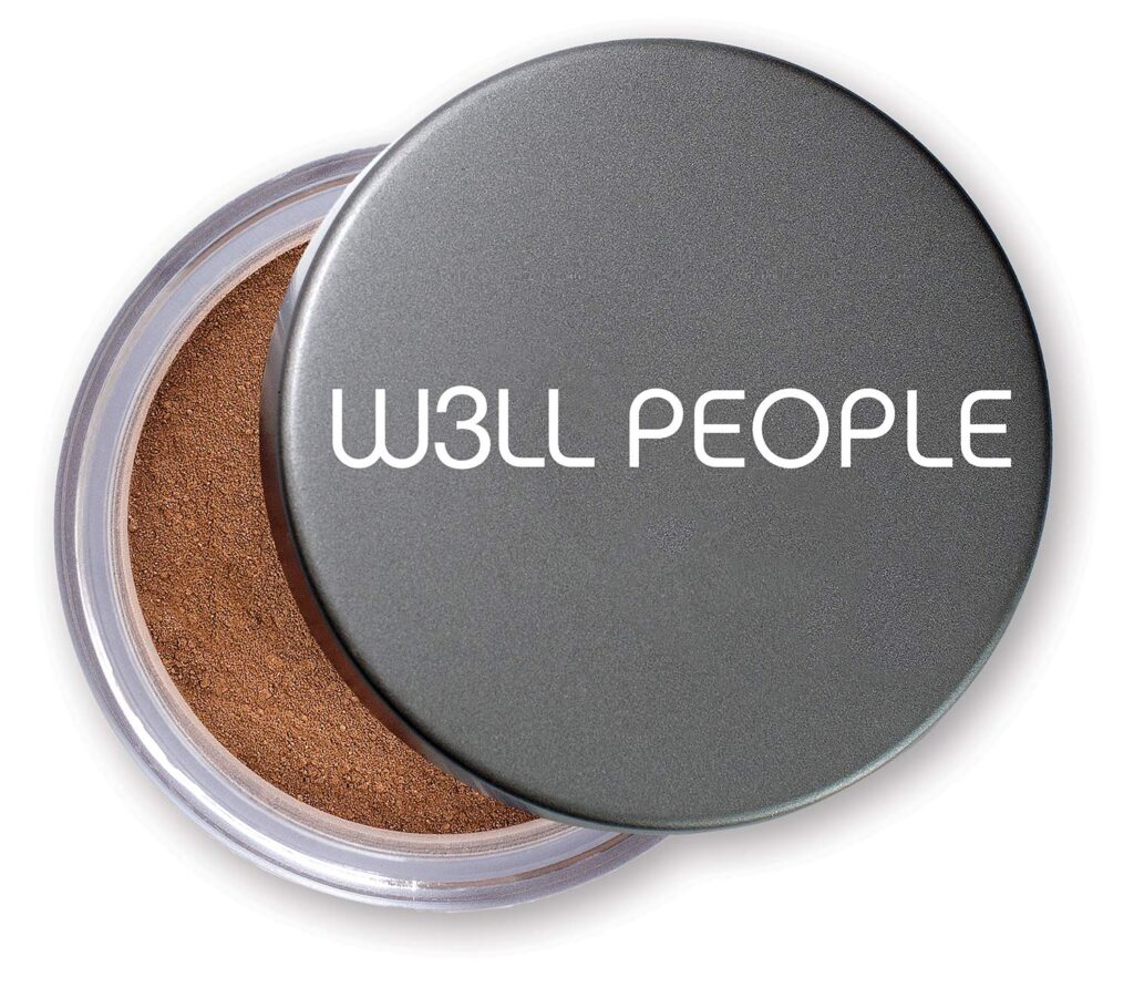 W3LL PEOPLE Natural Bronzer Powder Clean, Non-Toxic Makeup