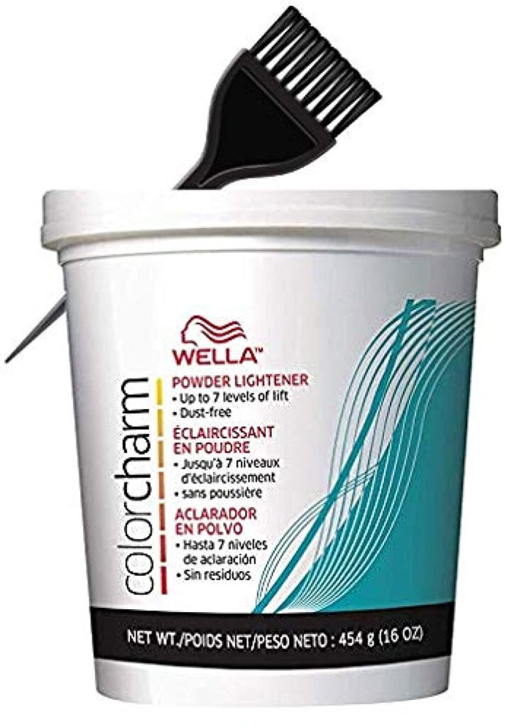 WelIa Color Charm POWDER LIGHTENER