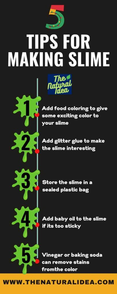 How To Make Slime WITH Hand Sanitizer