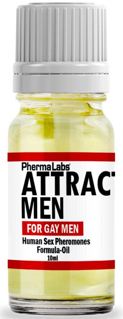 PhermaLabs Pheromones Cologne Oil for Men