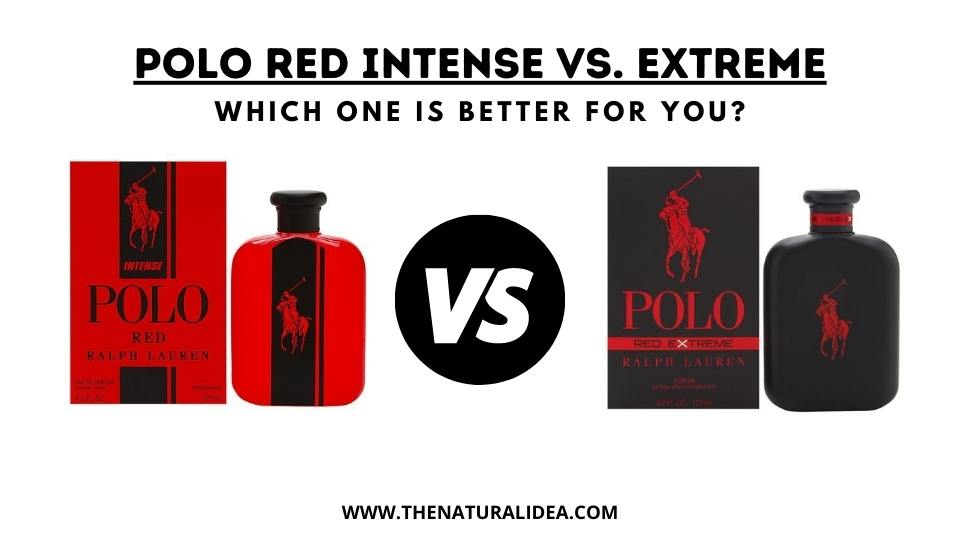 Polo Red Intense vs