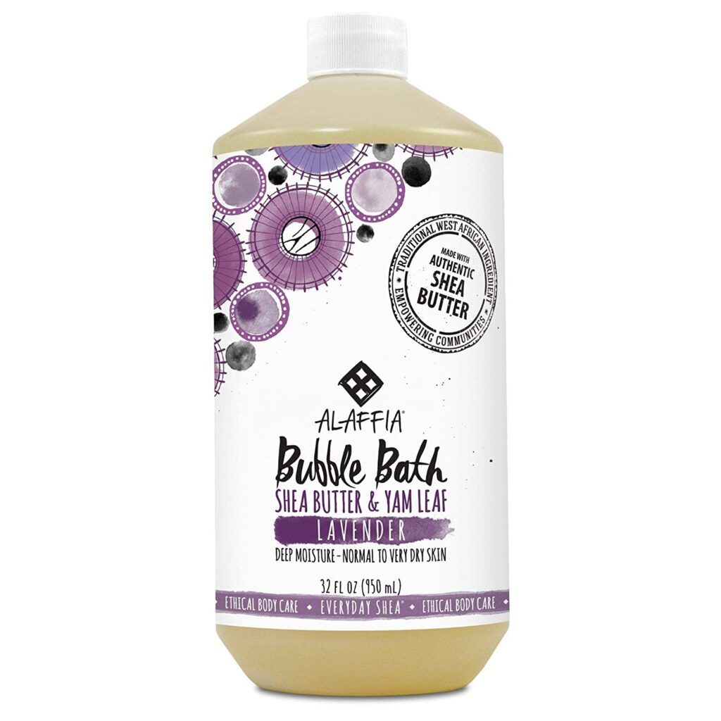 ALAFFIA – NATURAL BUBBLE BATH FOR BABIES