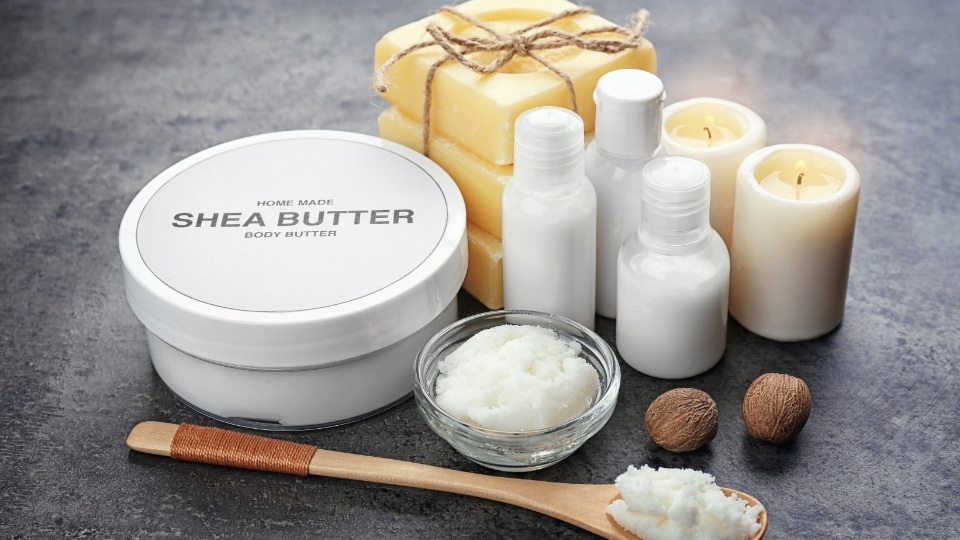 Benefits of Shea Butter on Hair