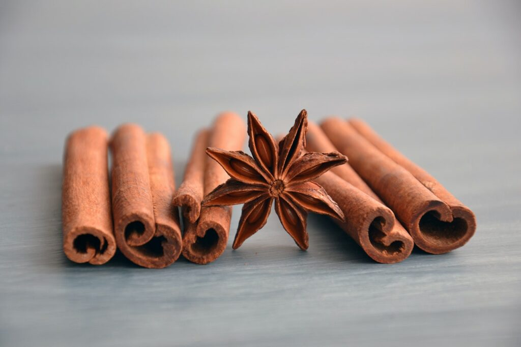 When can babies have cinnamon in their diet