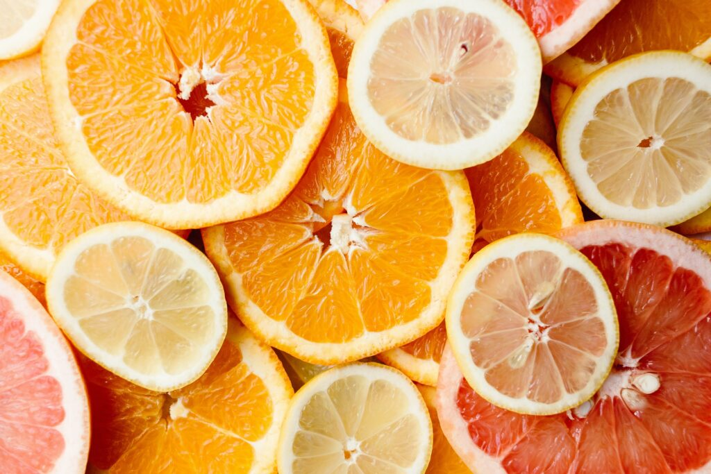 Best Natural Foods For Healthy Skin #5: ORANGE