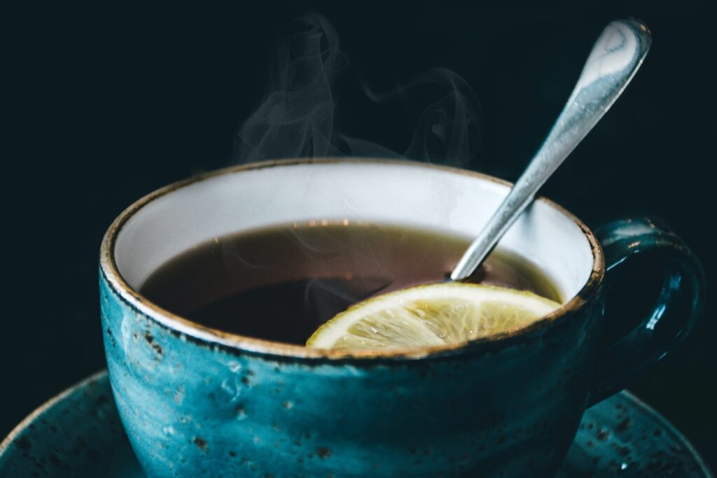 Best Natural Foods For Healthy Skin #1: TEA